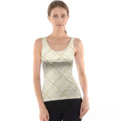 Background Pattern Tank Top