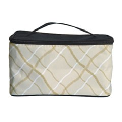 Background Pattern Cosmetic Storage Case