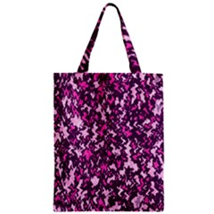 Chic Camouflage Colorful Background Classic Tote Bag