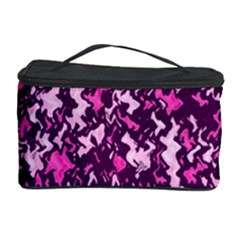 Chic Camouflage Colorful Background Cosmetic Storage Case