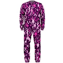 Chic Camouflage Colorful Background OnePiece Jumpsuit (Men)