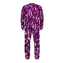 Chic Camouflage Colorful Background OnePiece Jumpsuit (Kids)