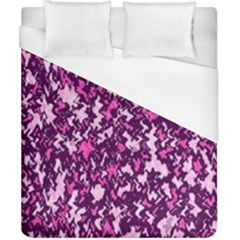 Chic Camouflage Colorful Background Duvet Cover (california King Size)