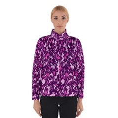 Chic Camouflage Colorful Background Winterwear