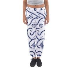 Fish Pattern Women s Jogger Sweatpants