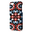 Morrocan Fez Pattern Arabic Geometrical iPhone 5S/ SE Premium Hardshell Case View3