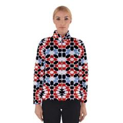 Morrocan Fez Pattern Arabic Geometrical Winterwear