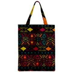 Traditional Art Ethnic Pattern Classic Tote Bag