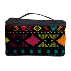 Traditional Art Ethnic Pattern Cosmetic Storage Case