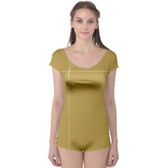 Brown Paper Packages Boyleg Leotard