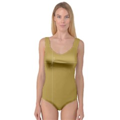 Brown Paper Packages Princess Tank Leotard