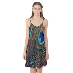 Peacock Feathers Camis Nightgown
