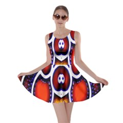 Nibiru Power Up Skater Dress