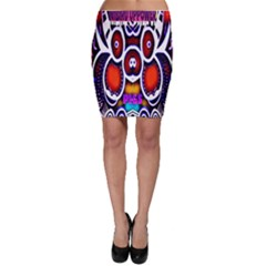 Nibiru Power Up Bodycon Skirt