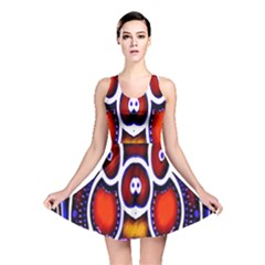 Nibiru Power Up Reversible Skater Dress