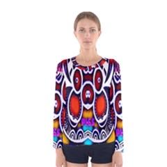 Nibiru Power Up Women s Long Sleeve Tee