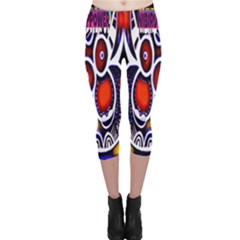 Nibiru Power Up Capri Leggings