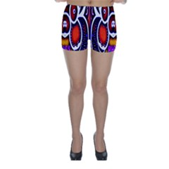 Nibiru Power Up Skinny Shorts