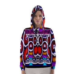 Nibiru Power Up Hooded Wind Breaker (Women)