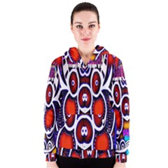 Nibiru Power Up Women s Zipper Hoodie