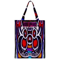 Nibiru Power Up Zipper Classic Tote Bag