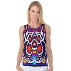 Nibiru Power Up Women s Basketball Tank Top