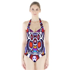 Nibiru Power Up Halter Swimsuit