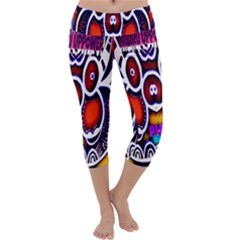 Nibiru Power Up Capri Yoga Leggings