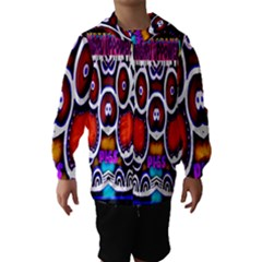 Nibiru Power Up Hooded Wind Breaker (Kids)