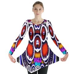 Nibiru Power Up Long Sleeve Tunic