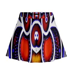 Nibiru Power Up Mini Flare Skirt
