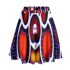 Nibiru Power Up High Waist Skirt