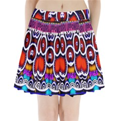 Nibiru Power Up Pleated Mini Skirt
