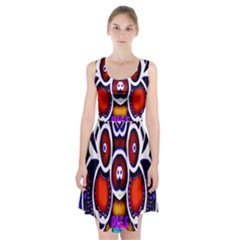 Nibiru Power Up Racerback Midi Dress