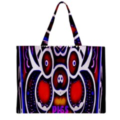 Nibiru Power Up Medium Zipper Tote Bag