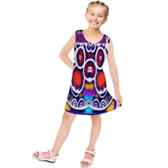 Nibiru Power Up Kids  Tunic Dress