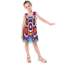 Nibiru Power Up Kids  Sleeveless Dress