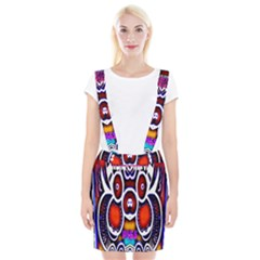 Nibiru Power Up Suspender Skirt