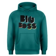 Big Boss   Men s Pullover Hoodie