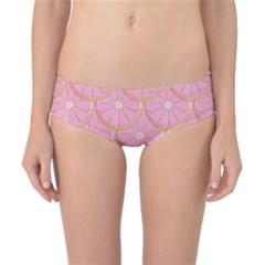 Grapefruit Scales Classic Bikini Bottoms