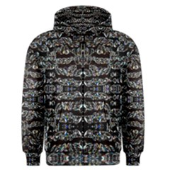 Black Diamonds Men s Zipper Hoodie