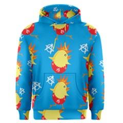 Easter Chick Men s Pullover Hoodie