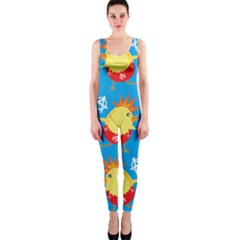 Easter Chick OnePiece Catsuit