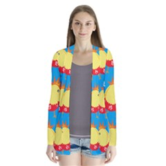 Easter Chick Cardigans