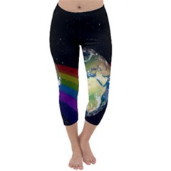 Earth Capri Winter Leggings