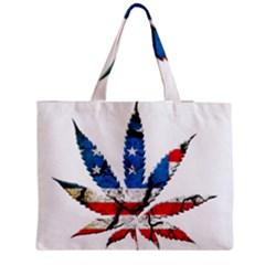 Marijuana Medium Tote Bag