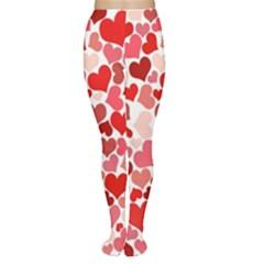 Red Hearts Women s Tights