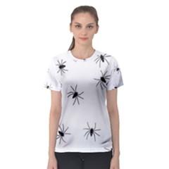 Spiders Women s Sport Mesh Tee