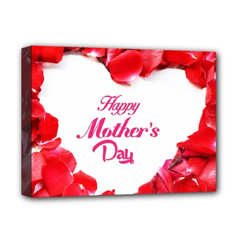 Happy Mothers Day Deluxe Canvas 16  X 12