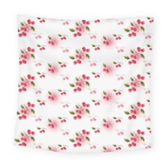 Vintage Cherry Square Tapestry (large)